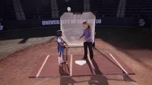 backyard tip elbow swings using a batting tee