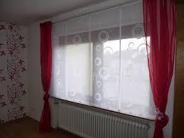 schiebegardinen kurz wohnzimmer schiebegardinen kurze fenster jeshops schiebevorhang