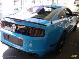 2013 grabber blue ford mustang boss 302 70893636 photo 4