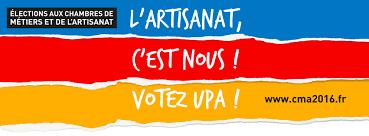chambre des metiers 71 élections à la chambre de métiers votez upa capeb