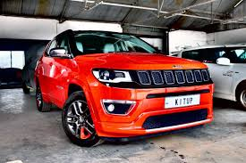 jeep srt modified modified jeep compass by kitup automotive detailed in images