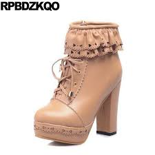 womens platform boots size 11 womens booties ankle size 11 promotion shop for promotional womens
