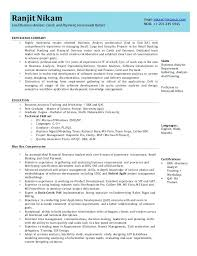 business analyst resume it system analyst resume arieli me