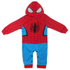Spiderman Costume Halloween Baby Toddler Boys Clothes Spiderman Costume Playsuit Romper