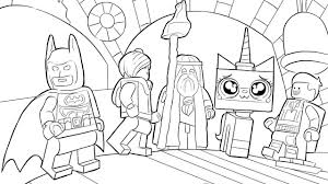 10 Lego Movie Coloring Pages Released Youtube Coloring Pages Lego