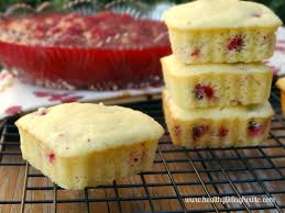 cranberry corn bread muffins healthy living how to