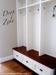 drop zone and room