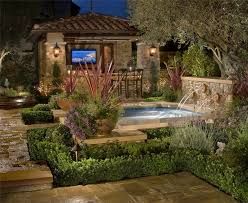 Tuscan Landscape Design Landscaping Network - Backyard vineyard design