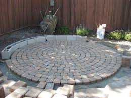 paver rectangular paver patio pavers