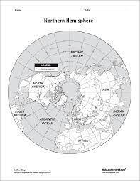 map western hemisphere and eastern hemisphere education