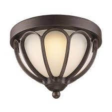 Ceiling Mount Led Fixture by Integrated Led Outdoor Flush Mount Lights Outdoor Ceiling