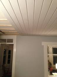 tongue and groove stainable pine paneling to install on the