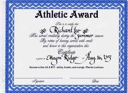 award certificates templates free mughals