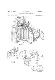 photographic camera accessory 1966 patent drawings pinterest