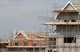build on site homes new build housing companies struggle under the credit crunch photos