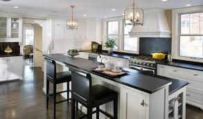 white kitchen cabinets with soapstone countertops use arrow keys