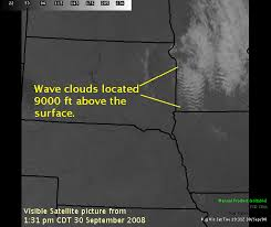 South Dakota how fast do radio waves travel images Wave clouds over southeast south dakota and southwest minnesota png