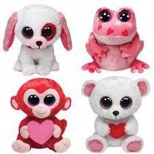 ty beanie boos valentine sweetly frog smitten bear darlin