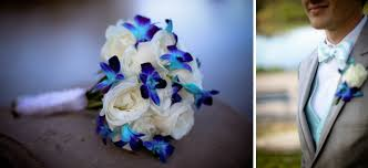 blue wedding bouquets wedding flower ideas for outdoor weddings