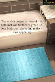 Ombre Bath Rug 16 Best Bath Rugs Bath Mats Images On Pinterest Bath Mat Bath