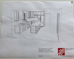 home depot kitchen cabinets consultation how much does a home depot kitchen cost kate decorates