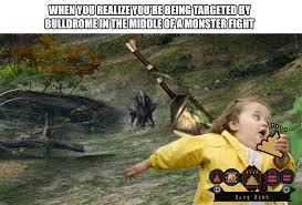 Hunter Meme - that moment monster hunter know your meme