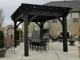 Outdoor Pergola Kits by After 3 Big Box Store Fails 1 Fab Yet Easy Timber Diy Pergola Kit