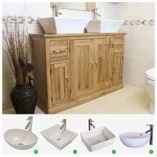 Oak Bathroom Vanity Units 50 Off Oak Vanity Units With Basin Sink Bathroom Furniture