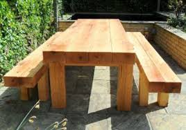 heavy duty large and solid timber tables