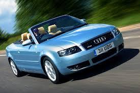 audi a4 convertible 2002 audi a4 cabriolet review 2001 2005 parkers