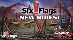 Six Flags Dates New For Six Flags In 2018 Official Announcement Video Youtube