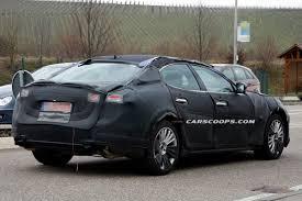 new maserati ghibli scoop new maserati ghibli sports sedan wears production body