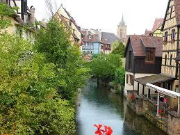 Colmar France A Romantic Weekend In Colmar France