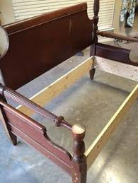 How To Make An Armchair How To Make A Bench From An Old Headboard Footboard Recipe