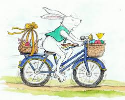 just pencil on paper happy easter