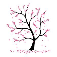 blossom tree cuttable design