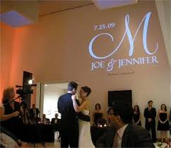 wedding gobo templates dj shenn gobo light projection belchertown ma