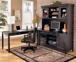 Office Furniture With Hutch by Computer Desks Executive Office Furniture Suites Ashley