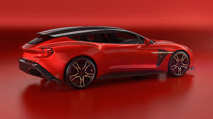 future aston martin aston martin vanquish zagato shooting brake revealed slashgear