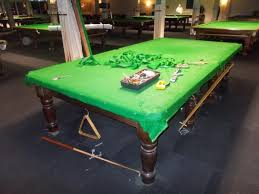 Smart Pool Table Cueball Club Derby Re Cover In Hainsworth Match On Table 1 U2026 An