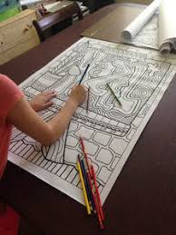 custom coloring pages doodle art alley