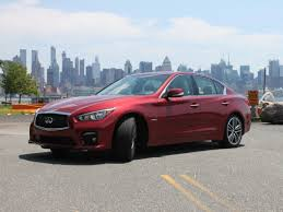 consumer reports says the infiniti q50 is unreliable business