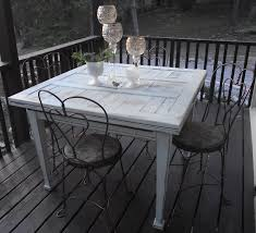 Shabby Chic Table by Serendipity Chic Design Refinished Shabby Chic Table And Ice