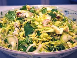 brussel sprouts for thanksgiving shaved brussels sprouts walnut u0026 gorgonzola salad u2013 a side dish