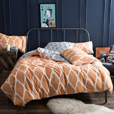 online get cheap orange quilt cover aliexpress com alibaba group