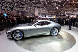 car maserati maserati u0027s first electric car arrives in 2020 and it u0027s as