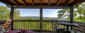 blue ridge mountain rental cabins