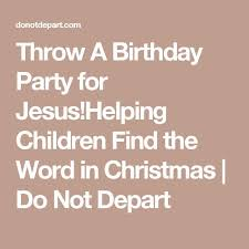 73 best jesus birthday images on preschool