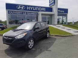 siege hyundai hyundai magog used 2013 hyundai tucson for sale in magog