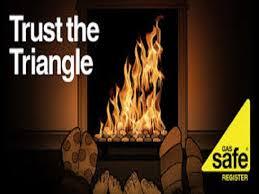 gas fire service or gas boiler service